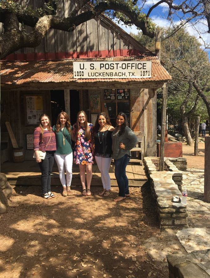 San Antonio Hill Country Bachelorette Party