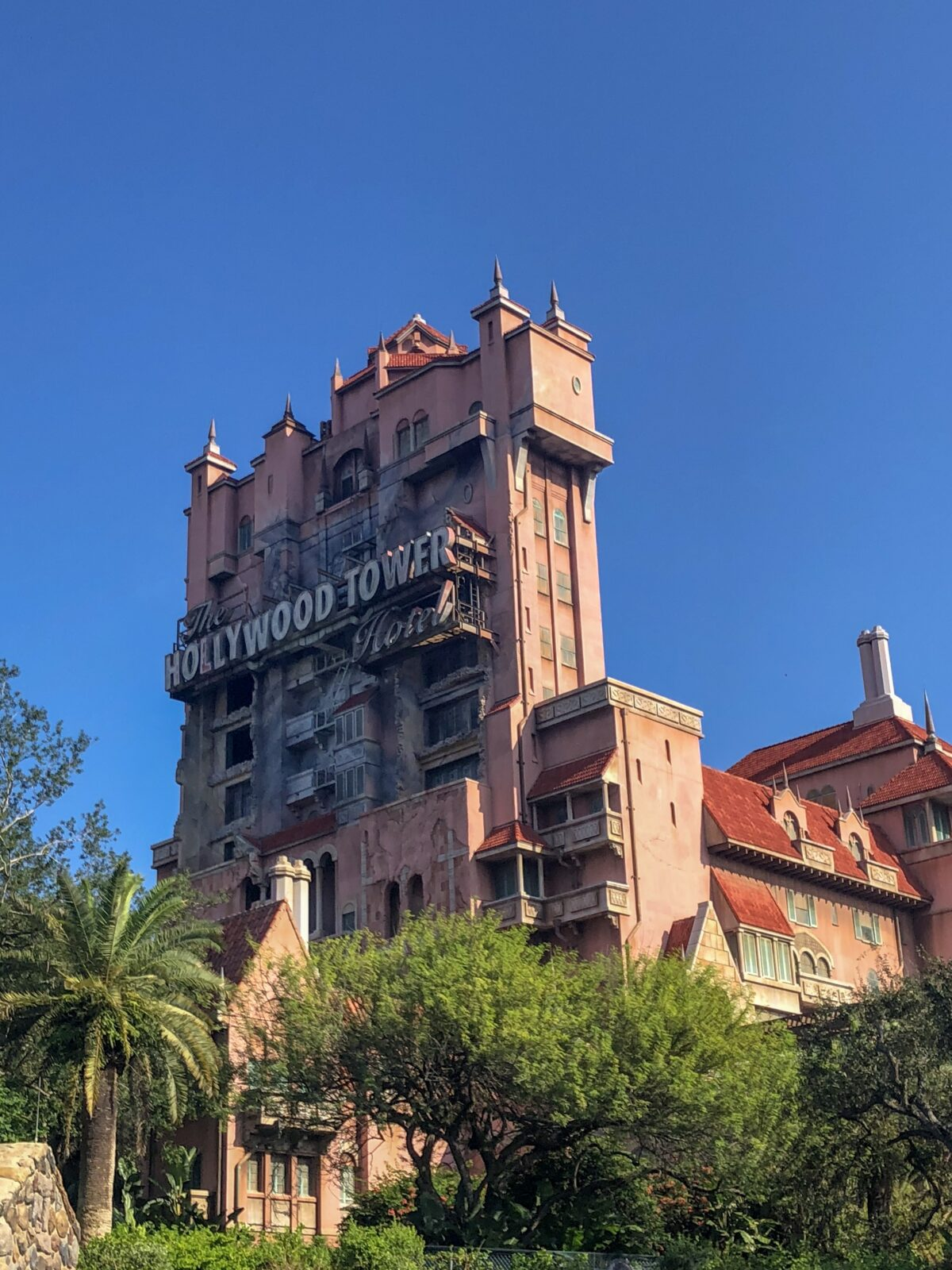 disney world, hollywood studios, toy story land, tower of terror, walt disney world in one day