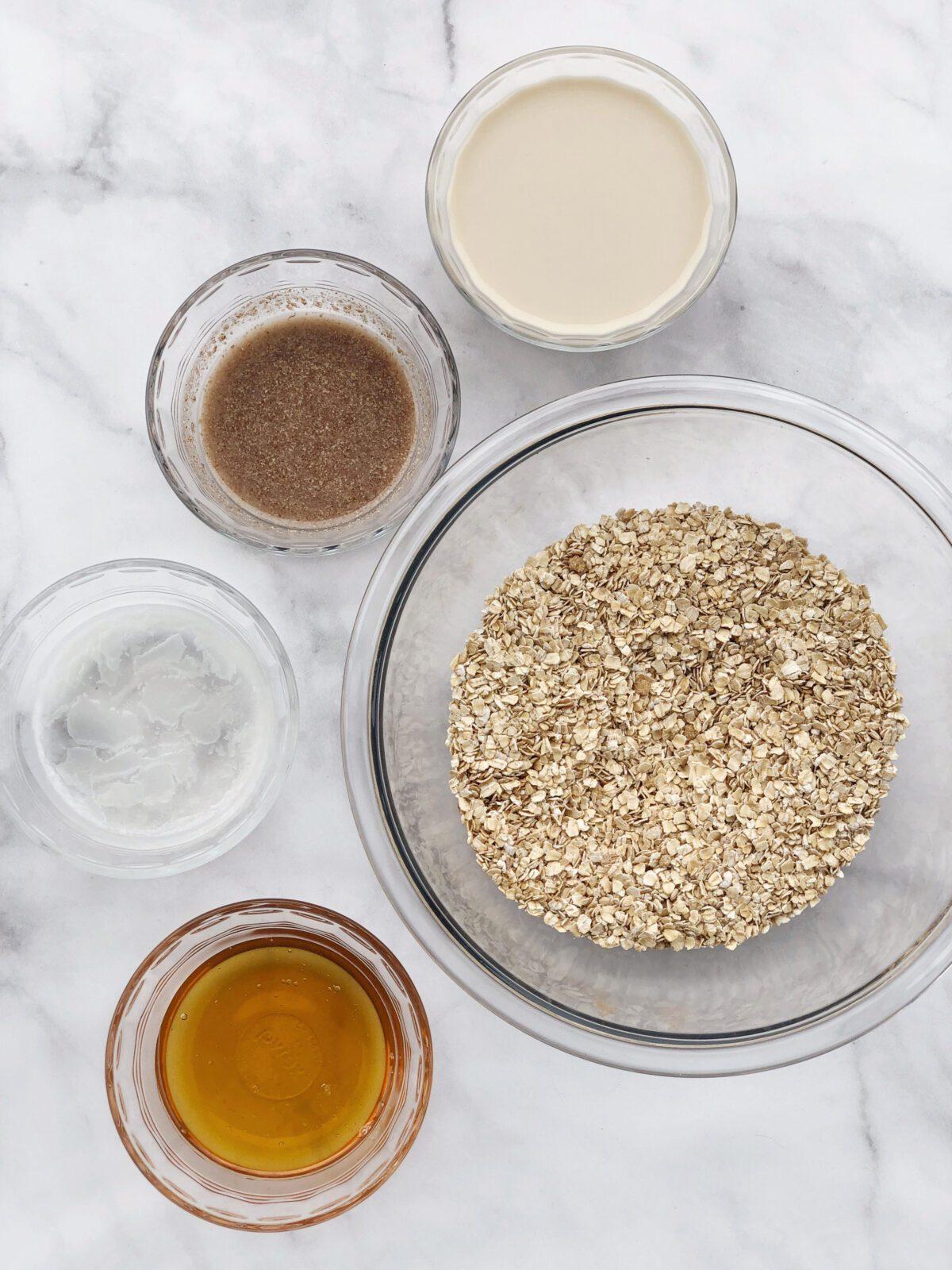 Ingredients-Dairy-Free-Baked-Oatmeal-Bars-Silk-OatMilk