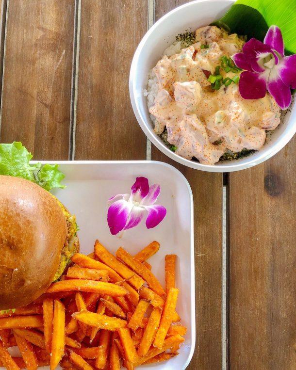 Barefoot Beach Cafe Waikiki Beach Hawaii