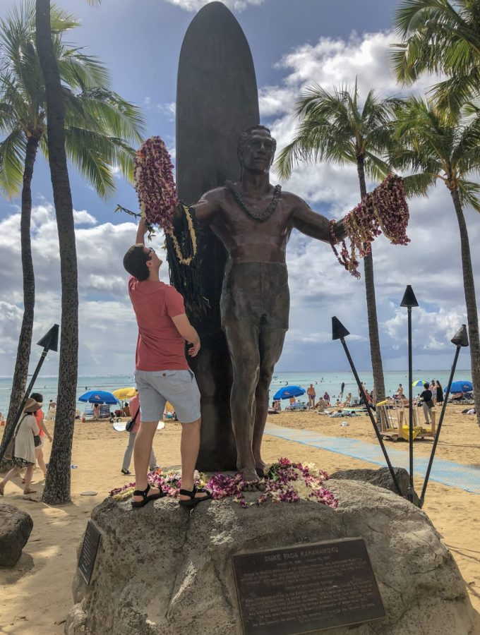 Waikiki Beach Hawaii Vacation #TheUrbenLifeBlog