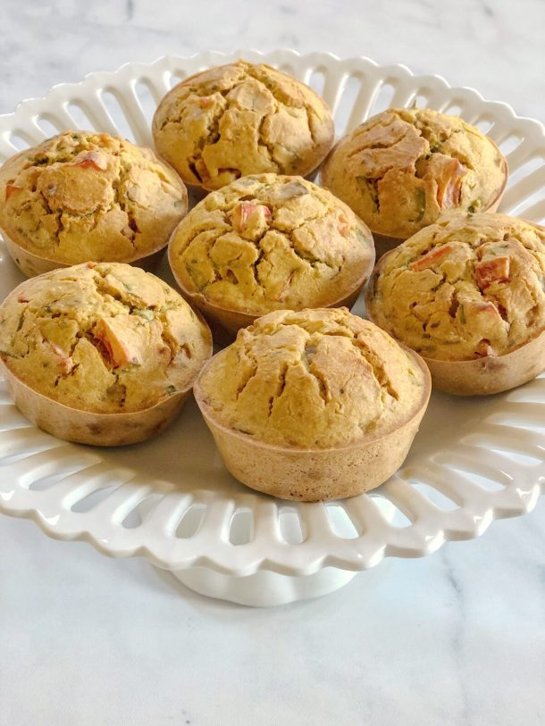 Egg Free Breakfast Muffins