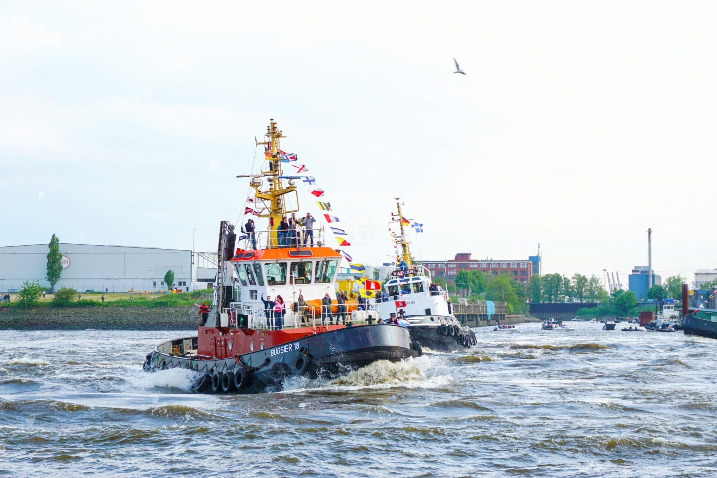 Hamburg Port Anniversary: The world's biggest port fest