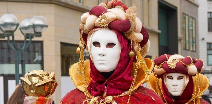 Venetian Carnival in Hamburg: a photo series