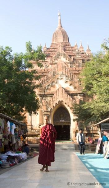 Htilominlo Temple, Bagan