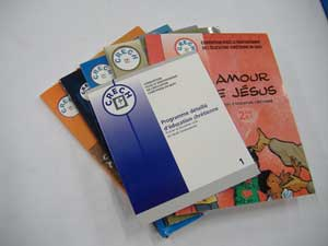 Elementary Bible Curriculum produced by CRECH