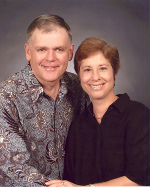 Ed and Jeanne Casteel