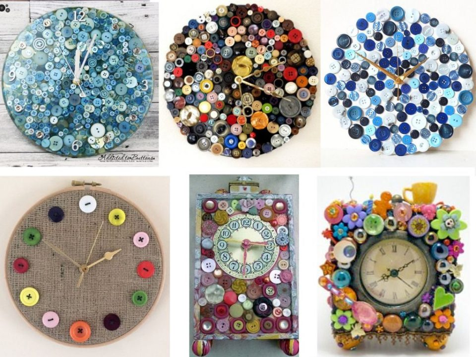 make watches with buttons