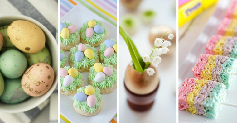sweets for Easter