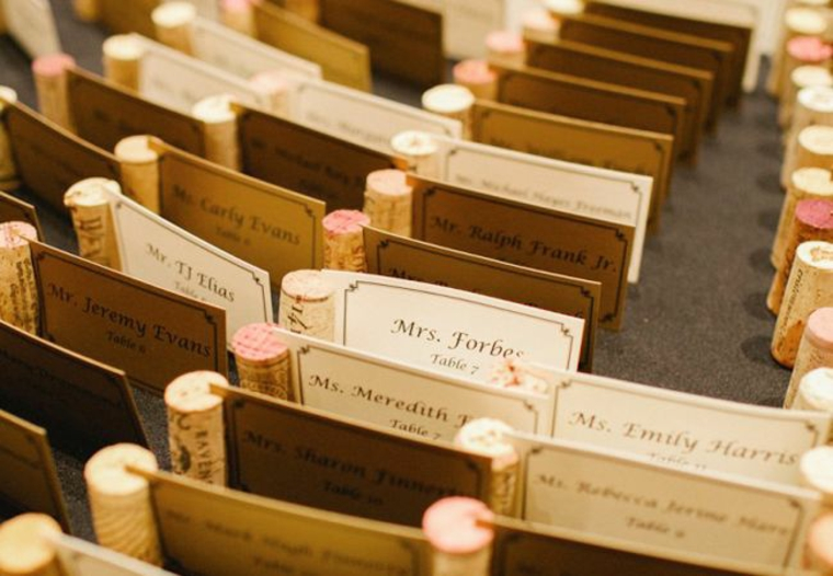 Make magnificent cards with your wine corks