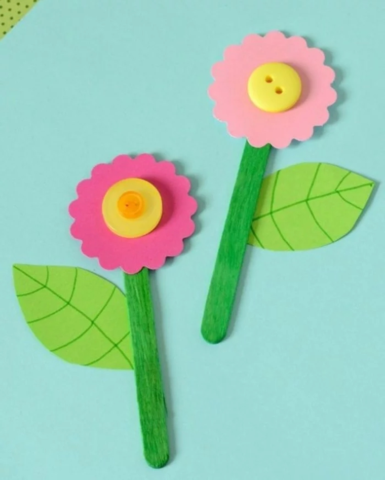 creative crafts flowers