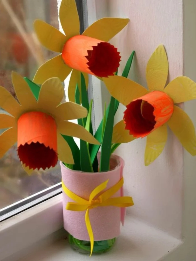 daffodils creative crafts