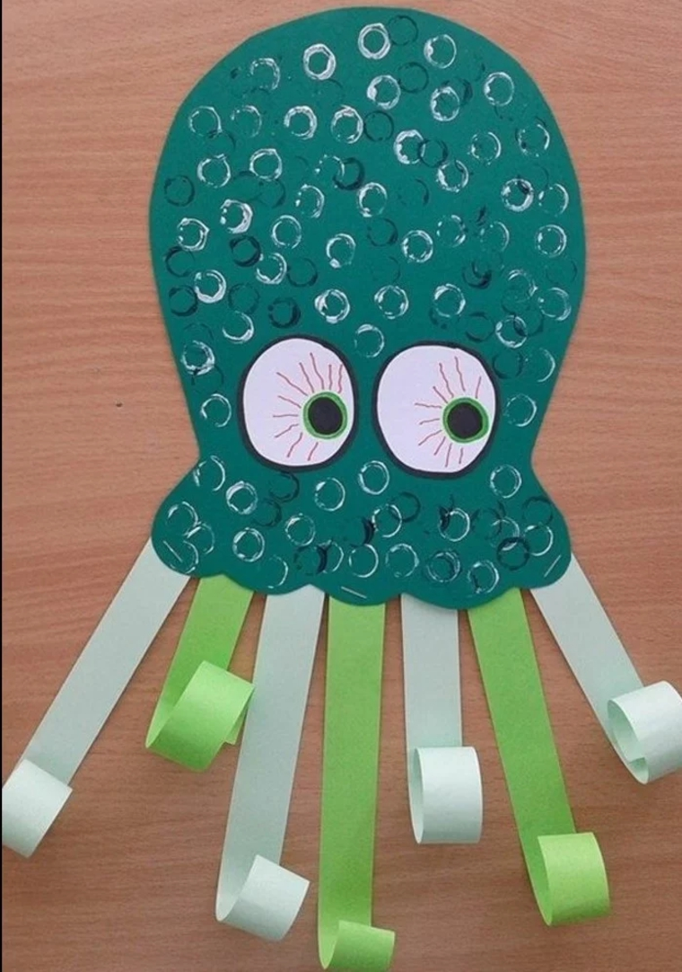 creative octopod crafts