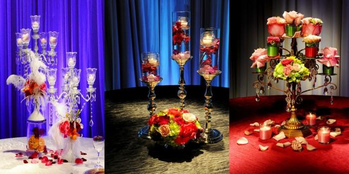centerpieces for weddings ideas candelabra ideas