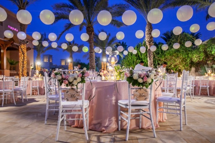 centers table weddings candelabra white chairs ideas