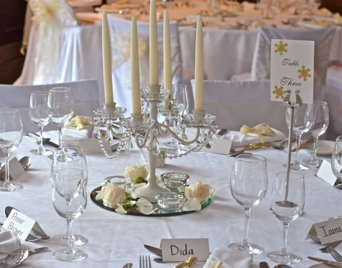 centers table weddings candelabrum precious ideas