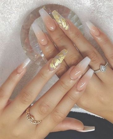 attractive acrylic nails