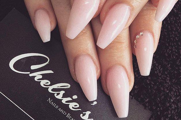 BALLERINA nails