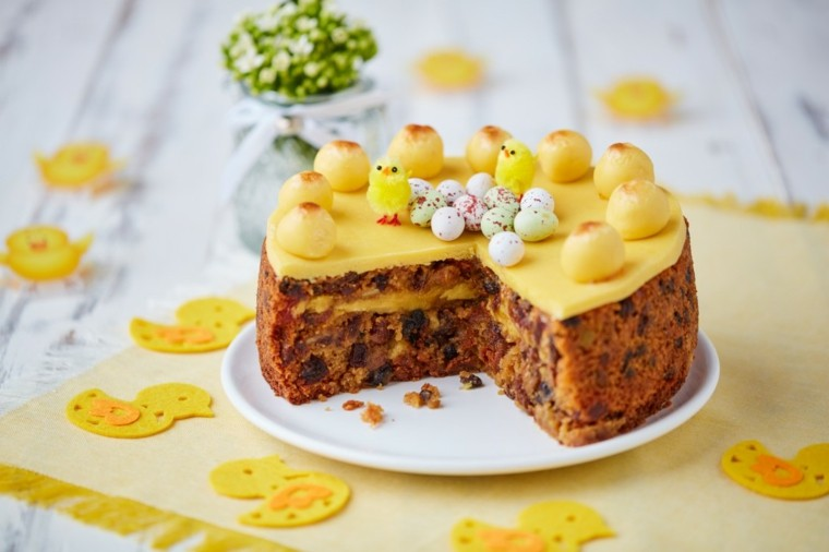 Sweet recipes for Easter