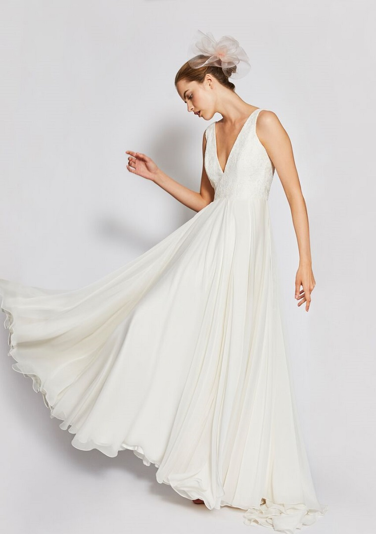 Modern wedding dresses-options-designs-Charlie-Brear-2019-design