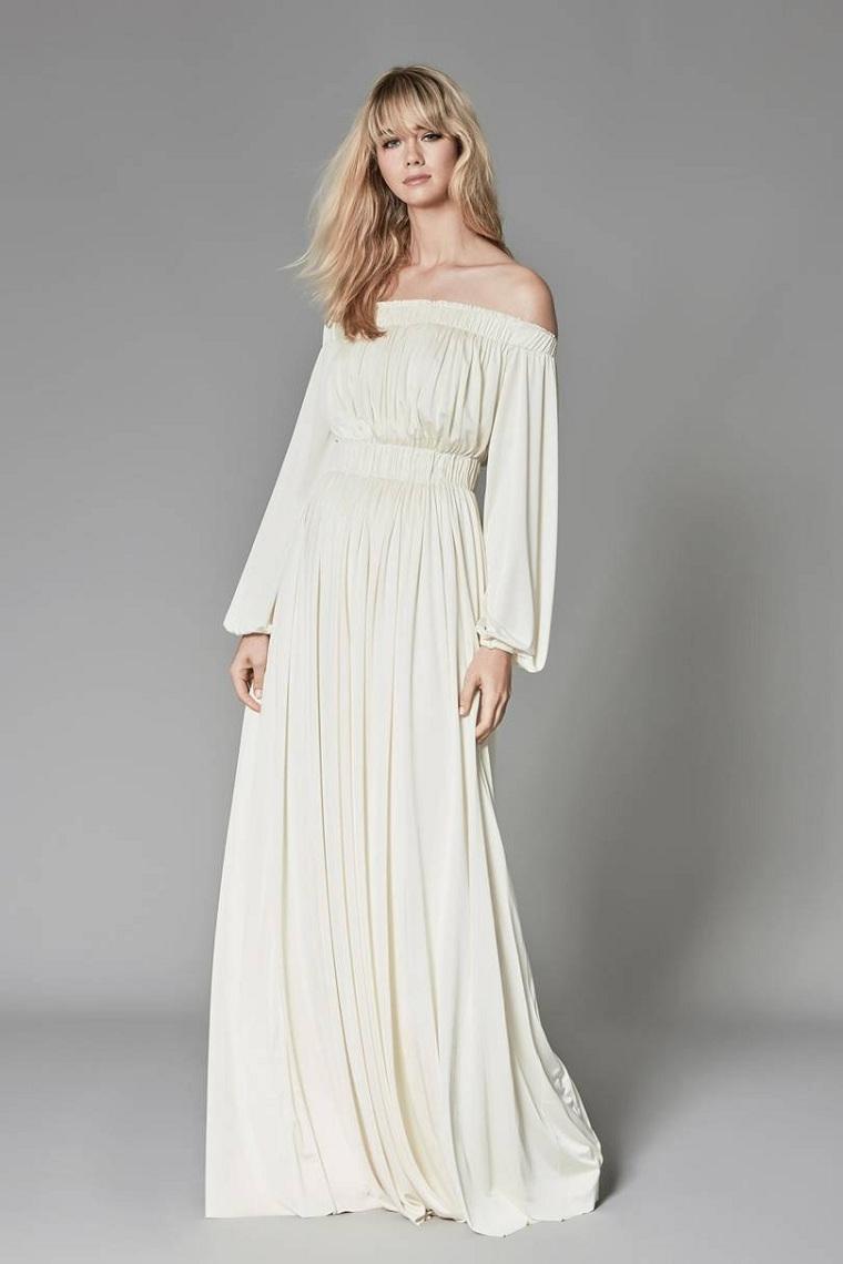 vestidos-de-novia-modernos-Berta-2019-beach-style