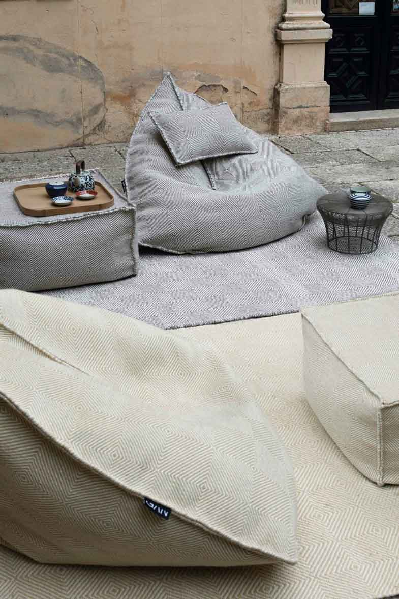 Ideas for decorating the terrace - Photo: Archiproducts