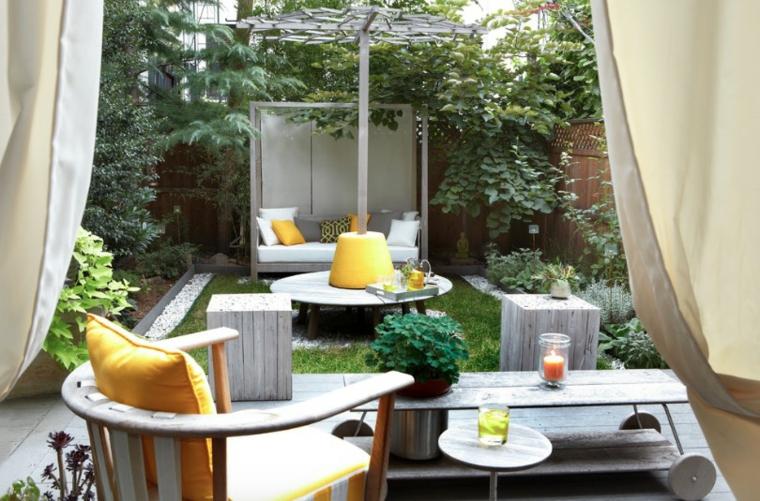 external living area