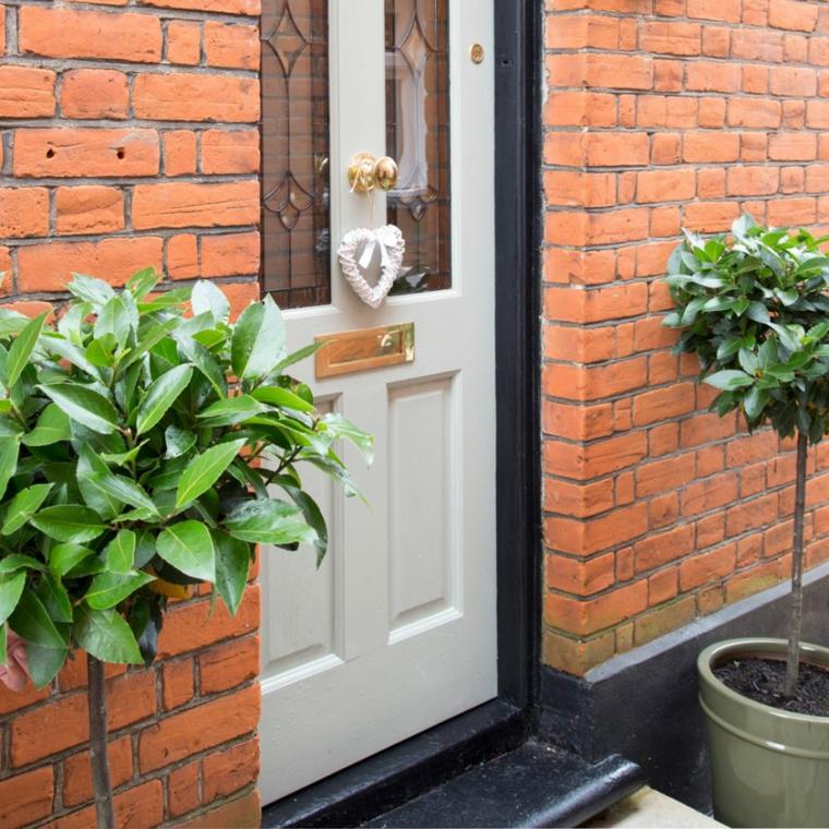 design of gardens entrance