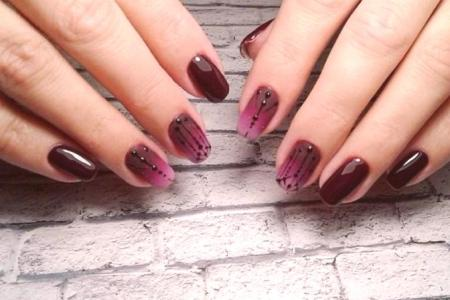 Fashion manicure fall-winter 2019-2020, photos, news, ideas manicure