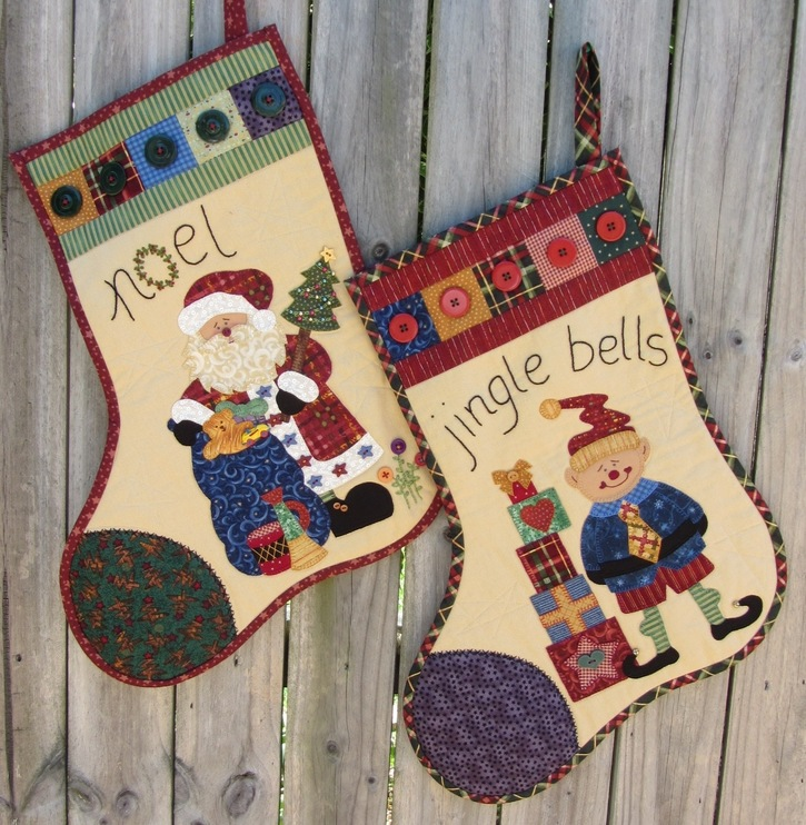 Christmas socks kids