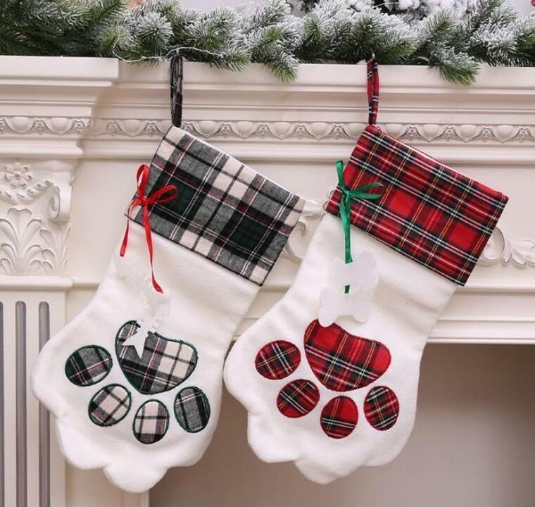 Christmas socks mascotitas
