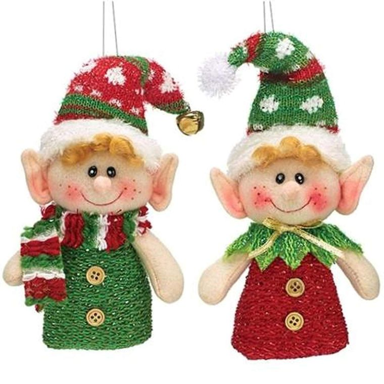 tender Christmas elves