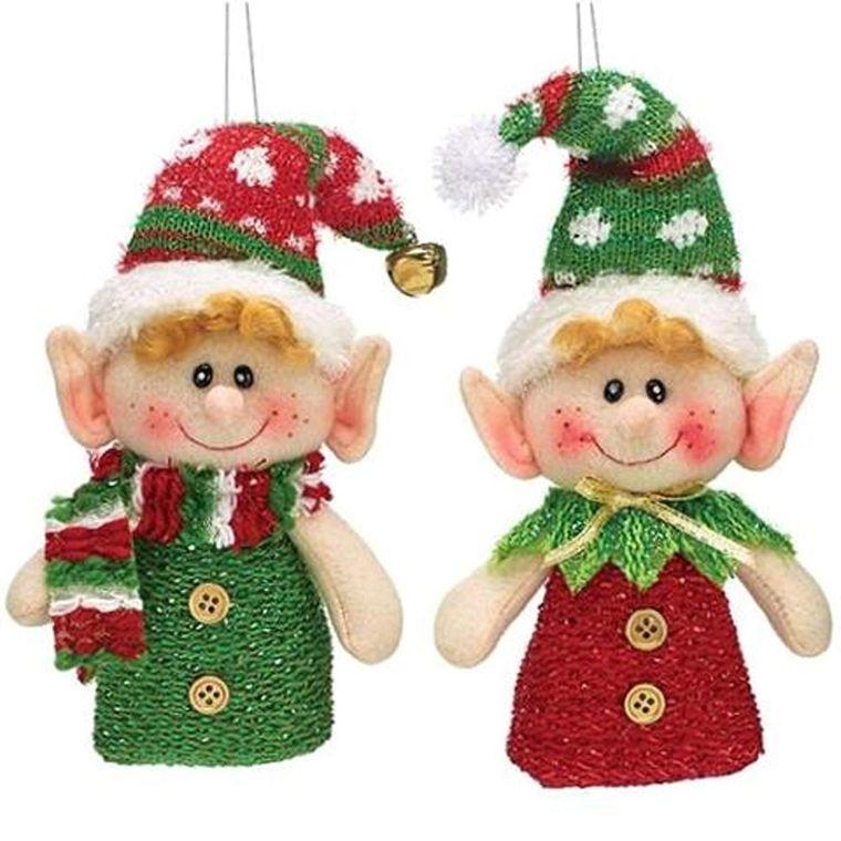 tender Christmas elves