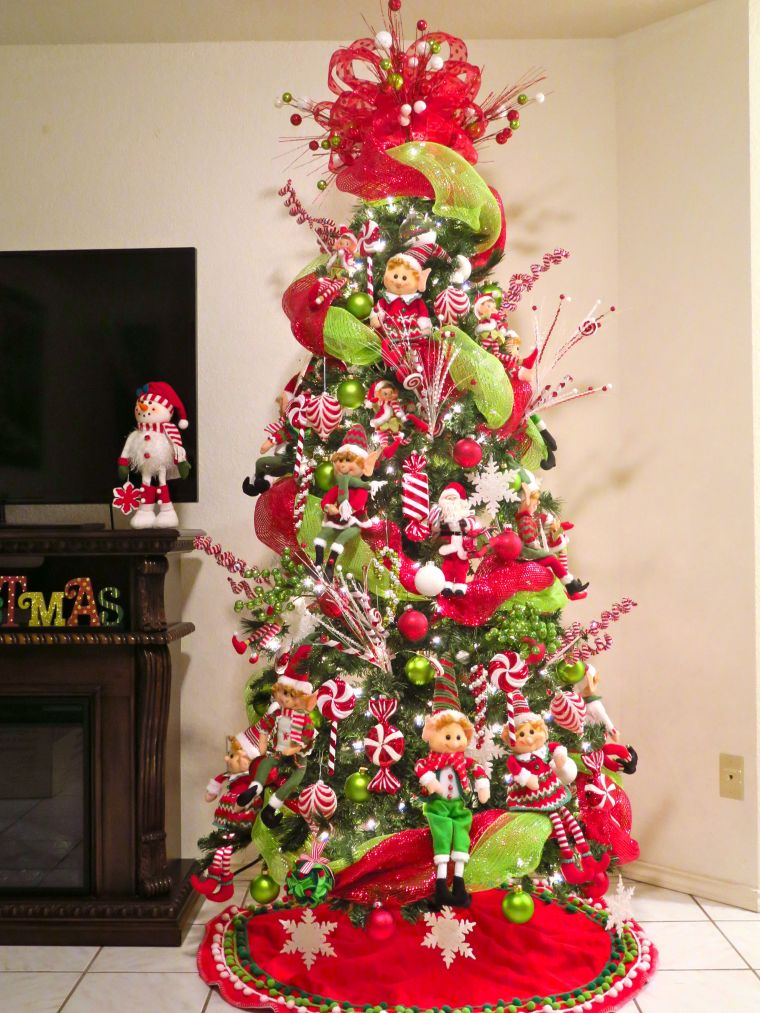 Christmas elves elves