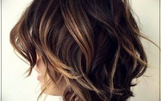 Types of wicks for chestnuts and brunettes