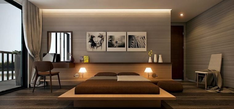 bedrooms wall cladding
