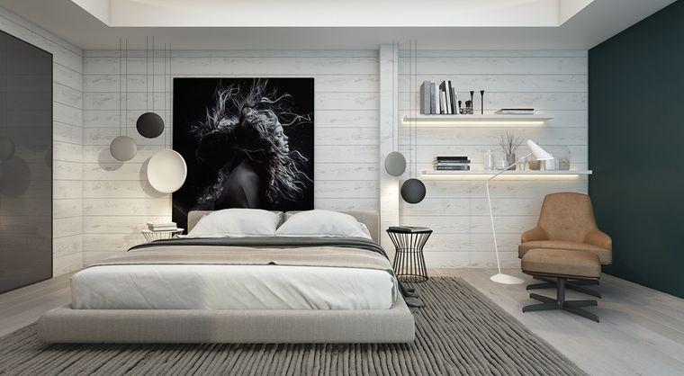 bedrooms art