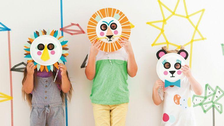 kids crafts masks