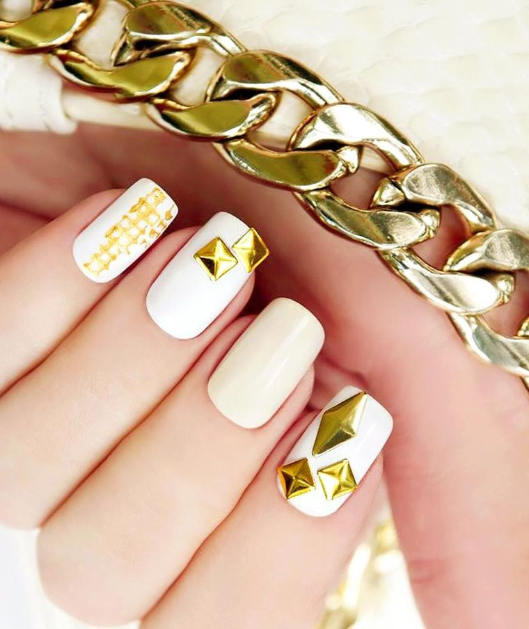 types of manicure nails