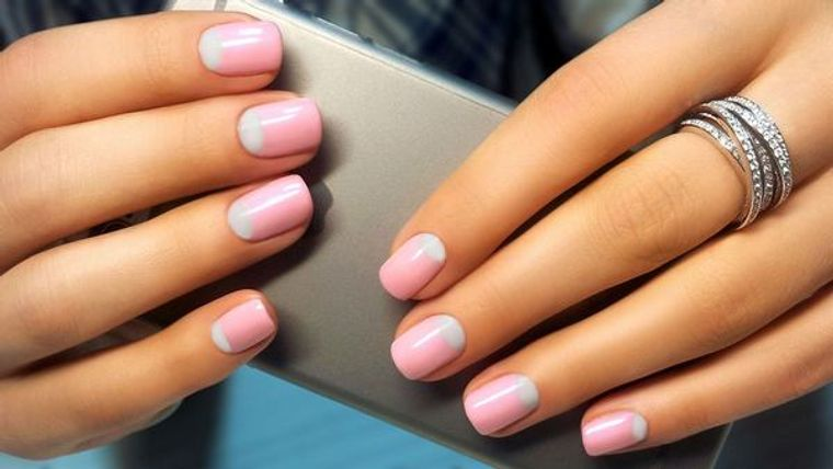 reverse manicure types