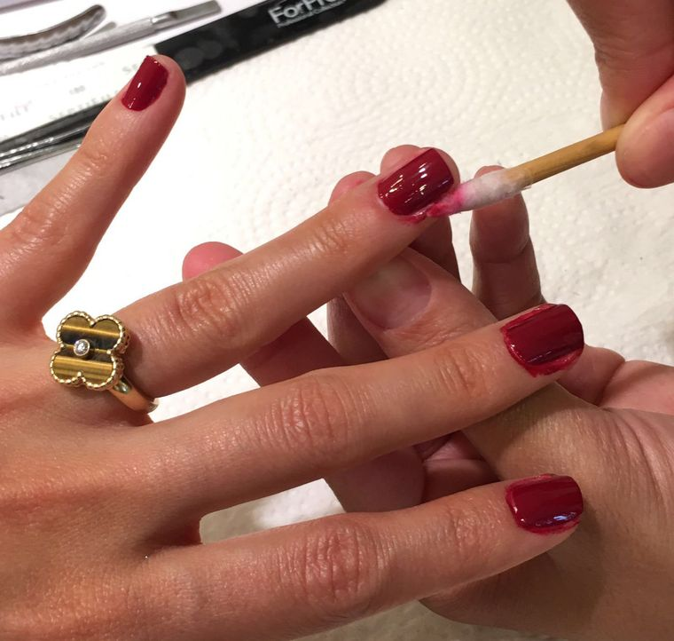 types of brazilian manicure
