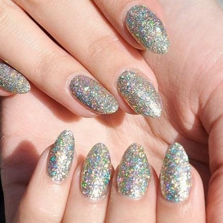 Nail Color 2020 - Glitter