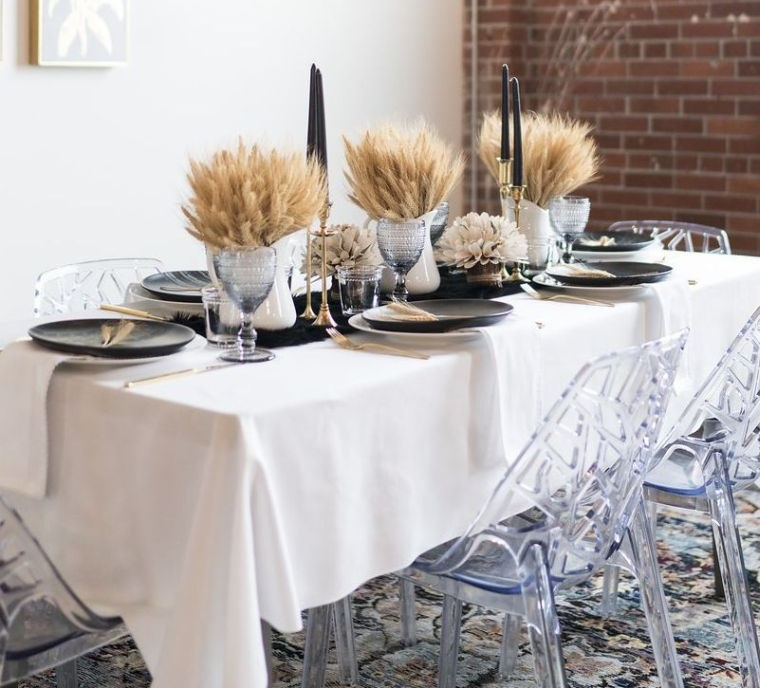 ears of wheat table
