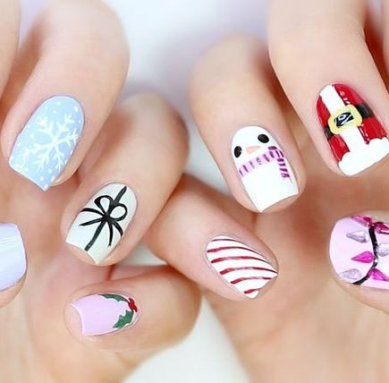 Christmas Nail Designs Festive Ideas