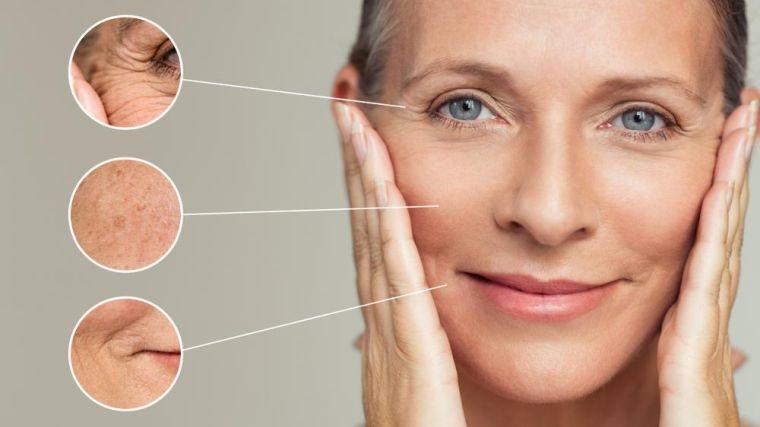 acidic anti-aging skincare