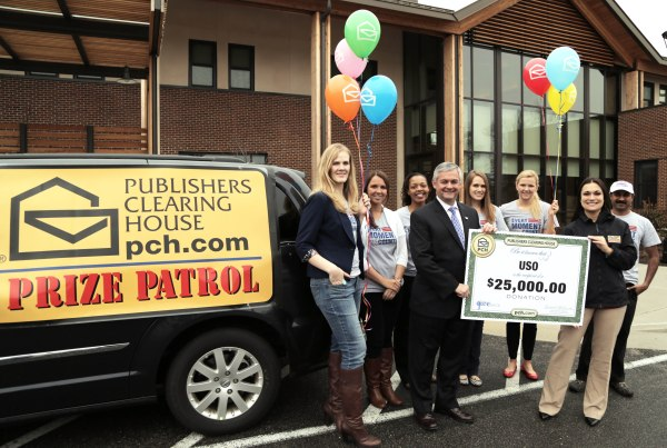 Publishers Clearing House Prize Pch Prize Patrol - Year of