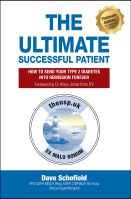 The Ultimate Successful Patient by Dave Schofield book cover