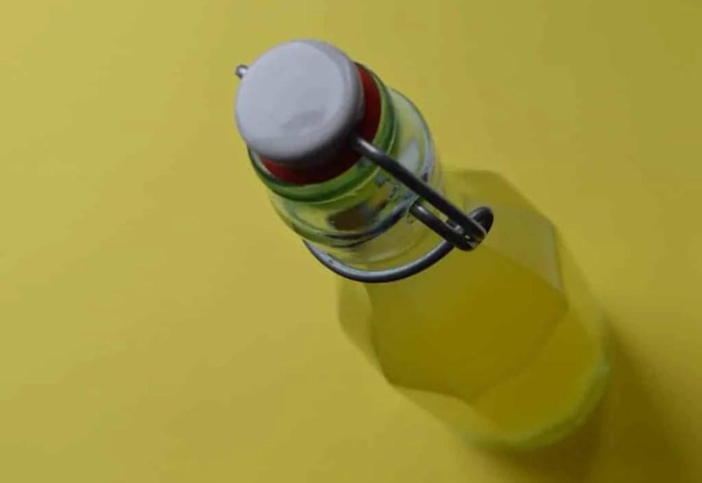 Seville Orange Gin bottled