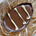 Chocolate Eggs with Chocolate Mousse