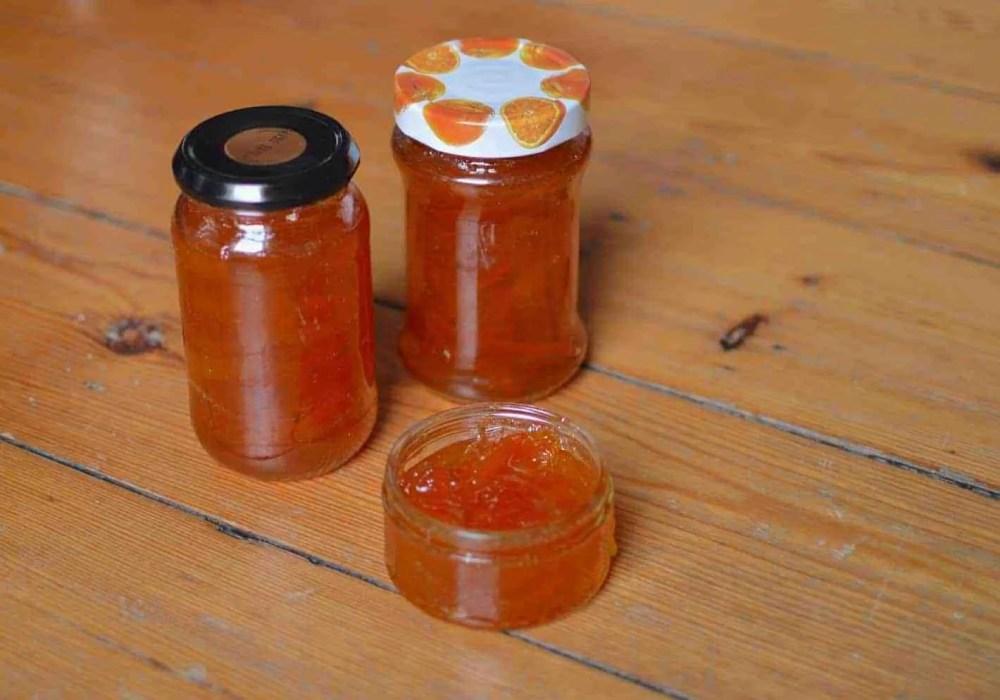 Orange & Grapefruit Marmalade